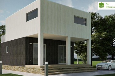 Holzhaus Natura Blu 124